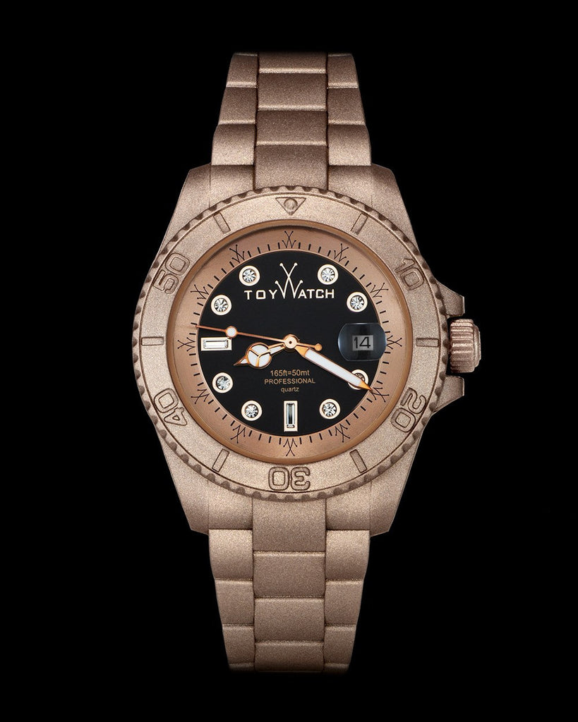 TOYGLOW PINK GOLD - ToyWatch