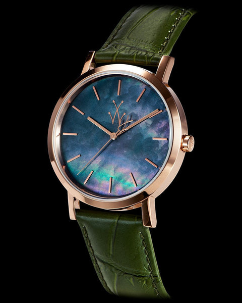 MAYA BLACK MOTHER OF PEARL - ToyWatch