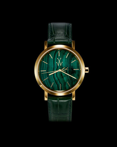 MAYA NATURAL STONE MALACHITE - ToyWatch