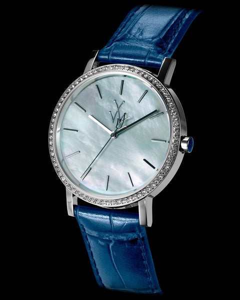 MAYA WHITE MOTHER OF PEARL - ToyWatch