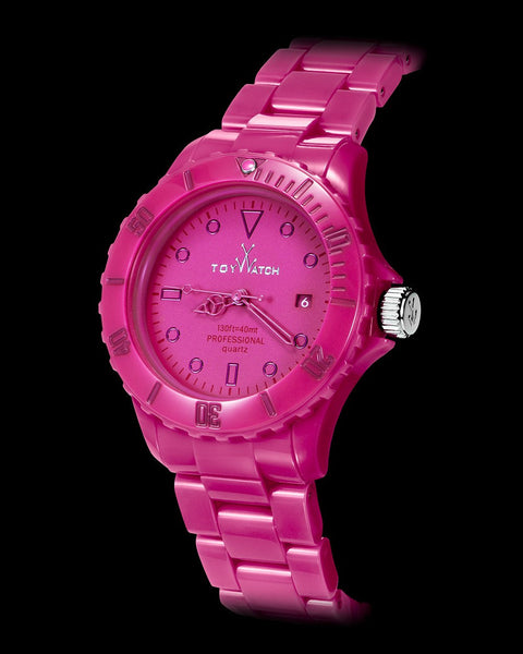 MONOCHROME PINK - ToyWatch