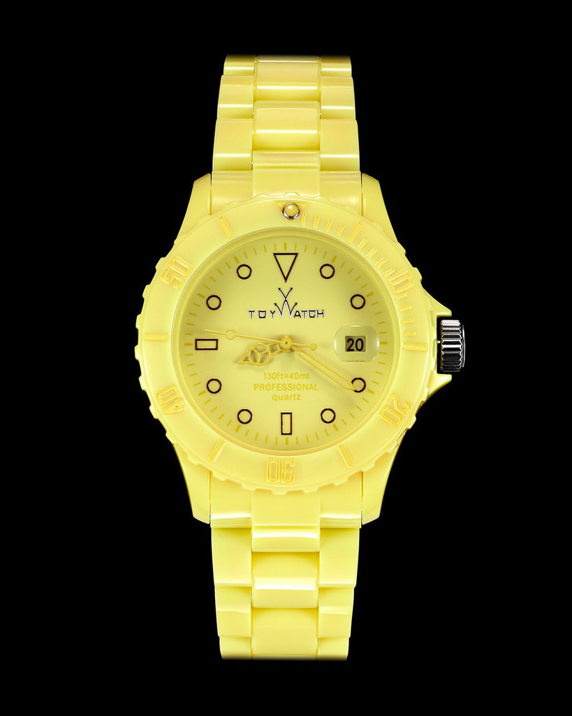 MONOCHROME YELLOW - ToyWatch