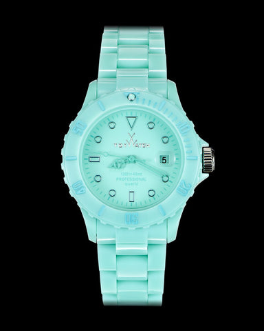 MONOCHROME AQUA GREEN - ToyWatch