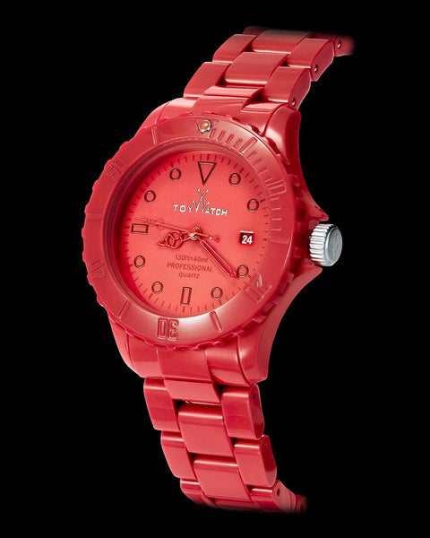 MONOCHROME RED - ToyWatch