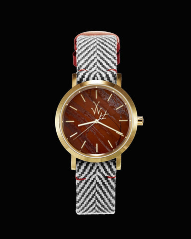 MAYA NATURAL STONE SMALL RED JASPER - ToyWatch