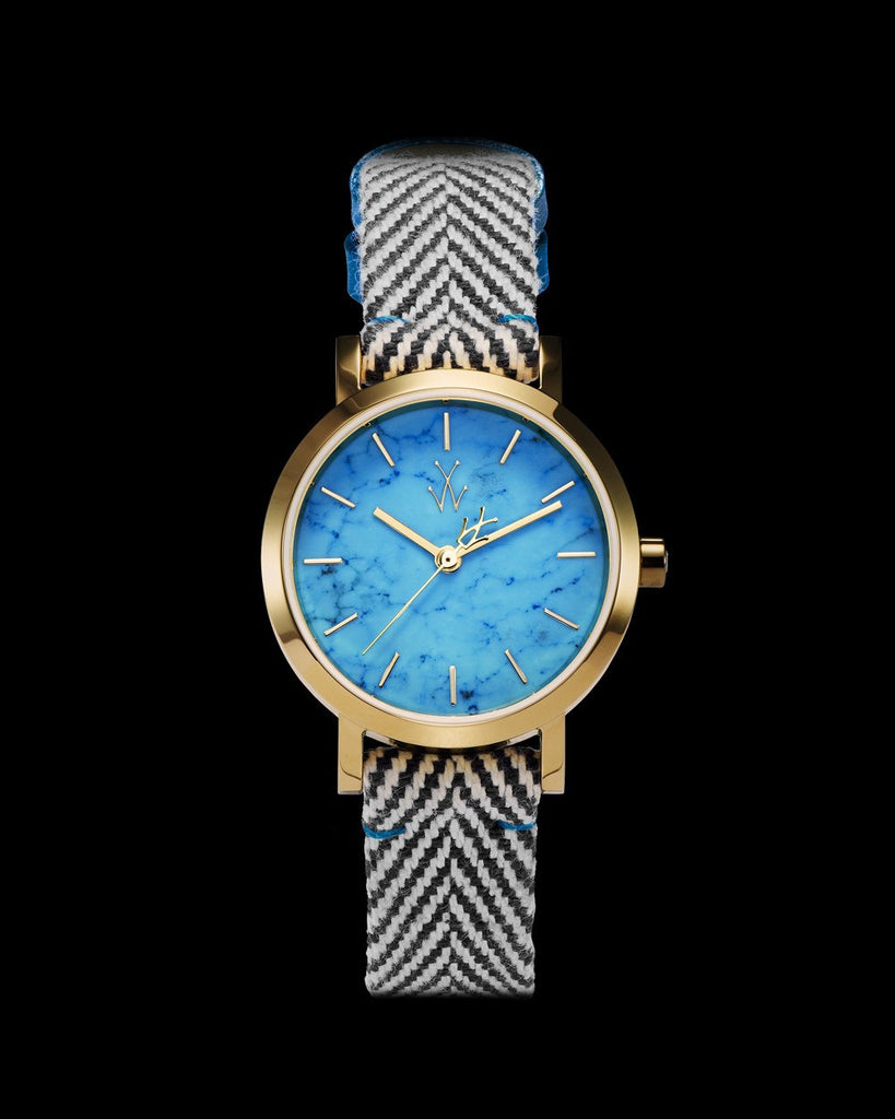 MAYA NATURAL STONE SMALL TURQUOISE - ToyWatch
