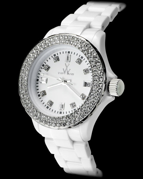 PLASTERAMIC STONES WHITE - ToyWatch