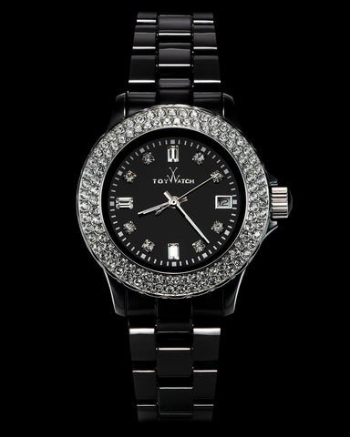 PLASTERAMIC STONES SMALL BLACK - ToyWatch