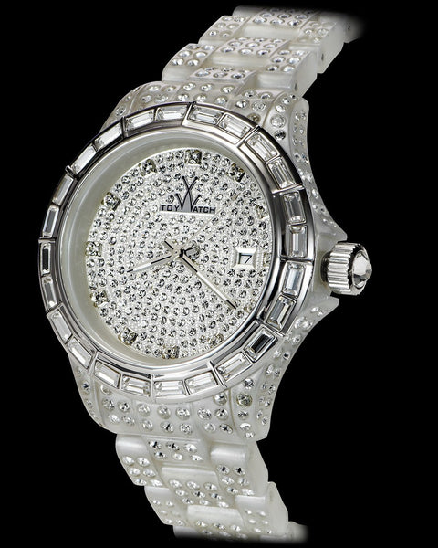 TOTAL STONES COLORED WHITE - ToyWatch
