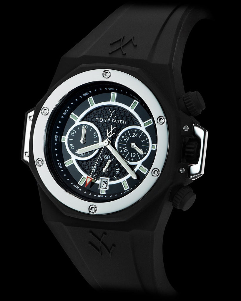 TOYSTRONG BLACK AND SILVER - ToyWatch