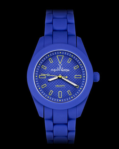 VELVETY BLUE - ToyWatch