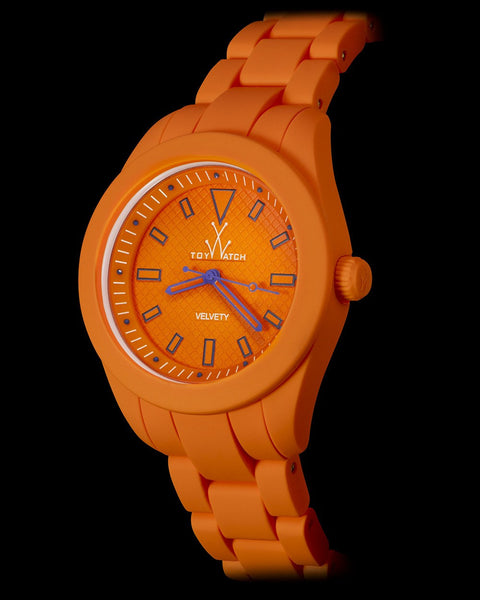 VELVETY ORANGE - ToyWatch