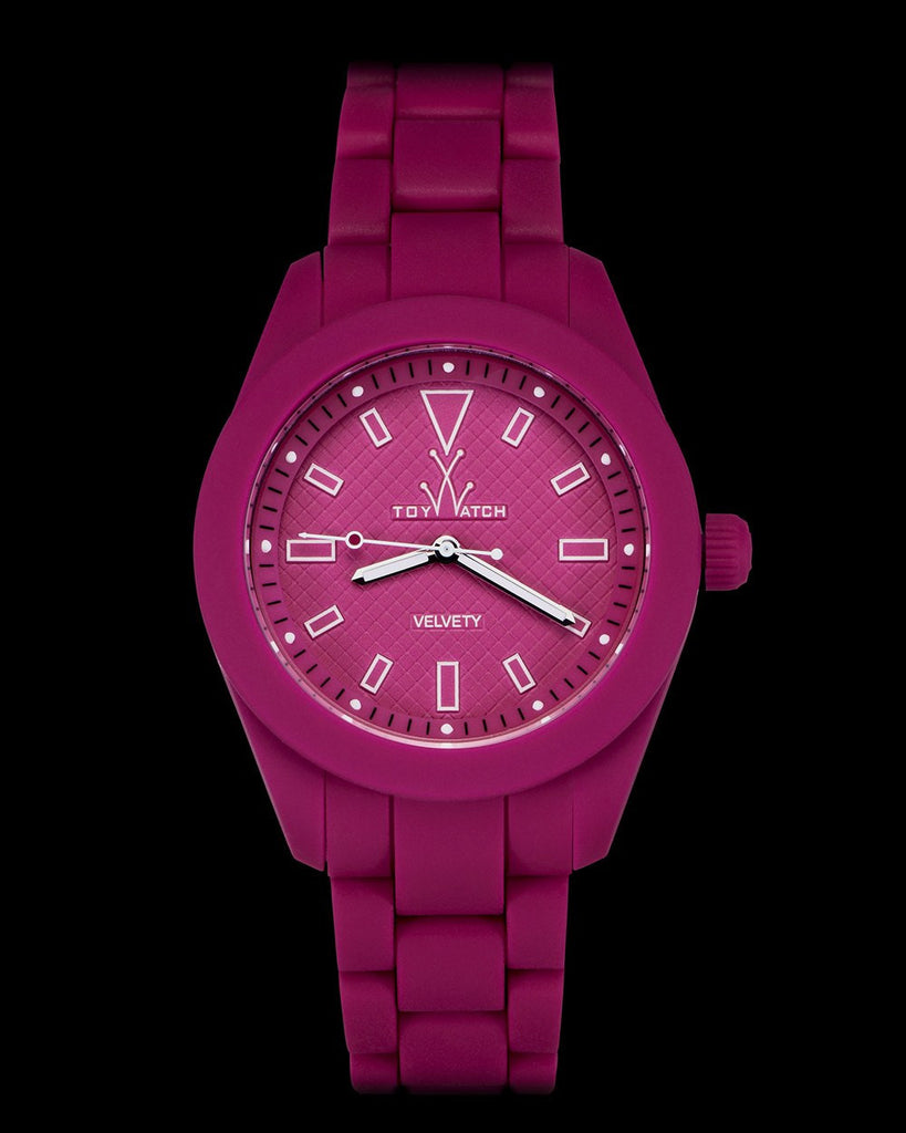 VELVETY PINK SHOCKING - ToyWatch