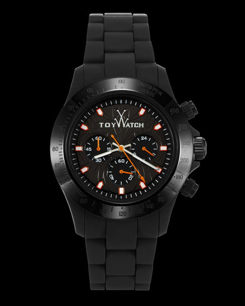 VELVETY CHRONO MAORI LIMITED EDITION - ToyWatch