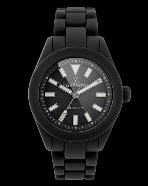 VELVETY SMALL BLACK - ToyWatch
