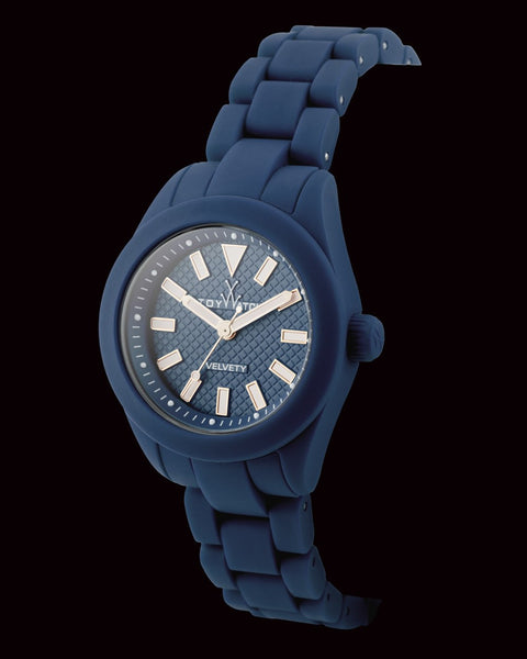 VELVETY SMALL BLUE - ToyWatch