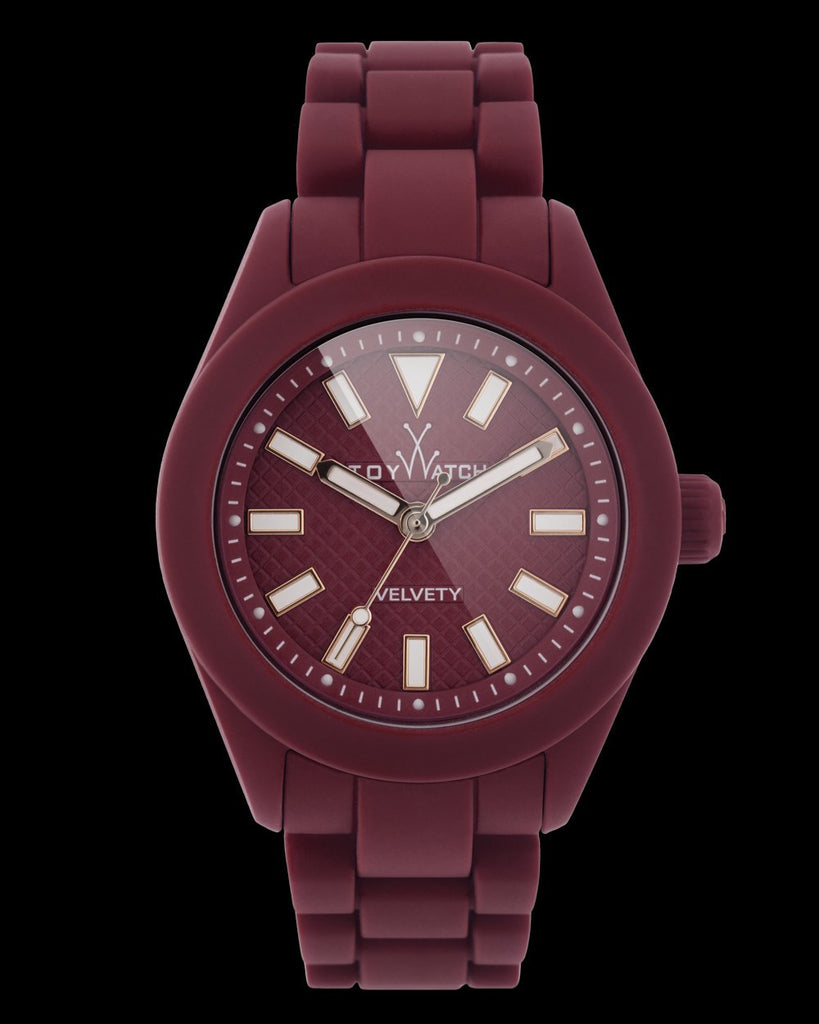 VELVETY SMALL PURPLE - ToyWatch