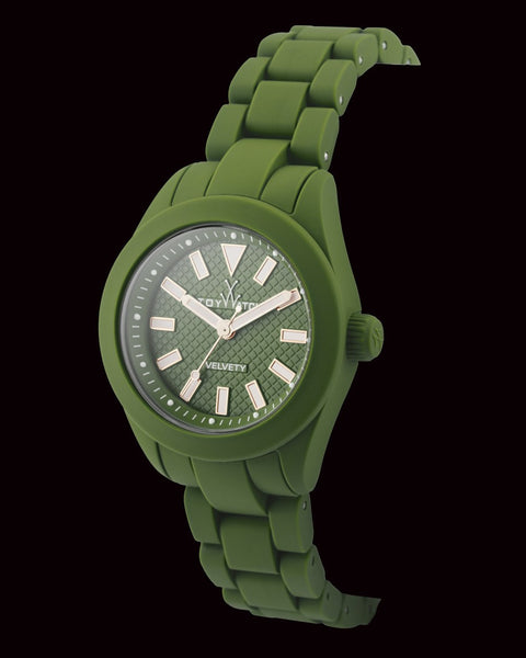 VELVETY SMALL GREEN - ToyWatch