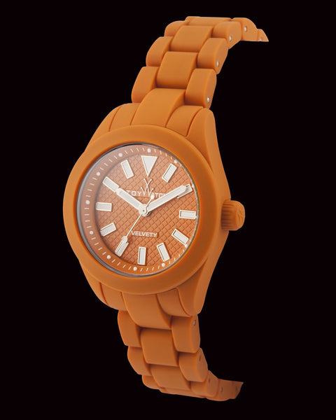 VELVETY SMALL ORANGE - ToyWatch