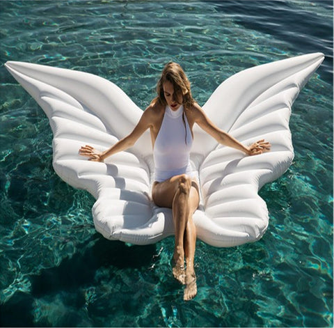 Butterfly Inflatable Pool Float Lounger