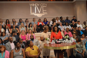 "Windy City Live "" Made In Chicago with B.O.Essentials"""