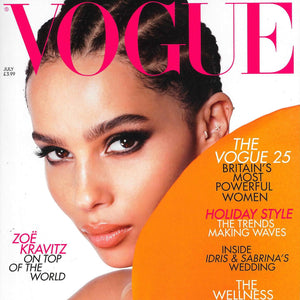 Blessed Organic Essentials to be Featured in Vogue Magazine this July!!!