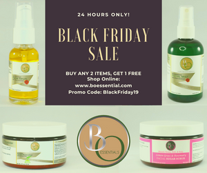 24 Hour Black Friday Sale