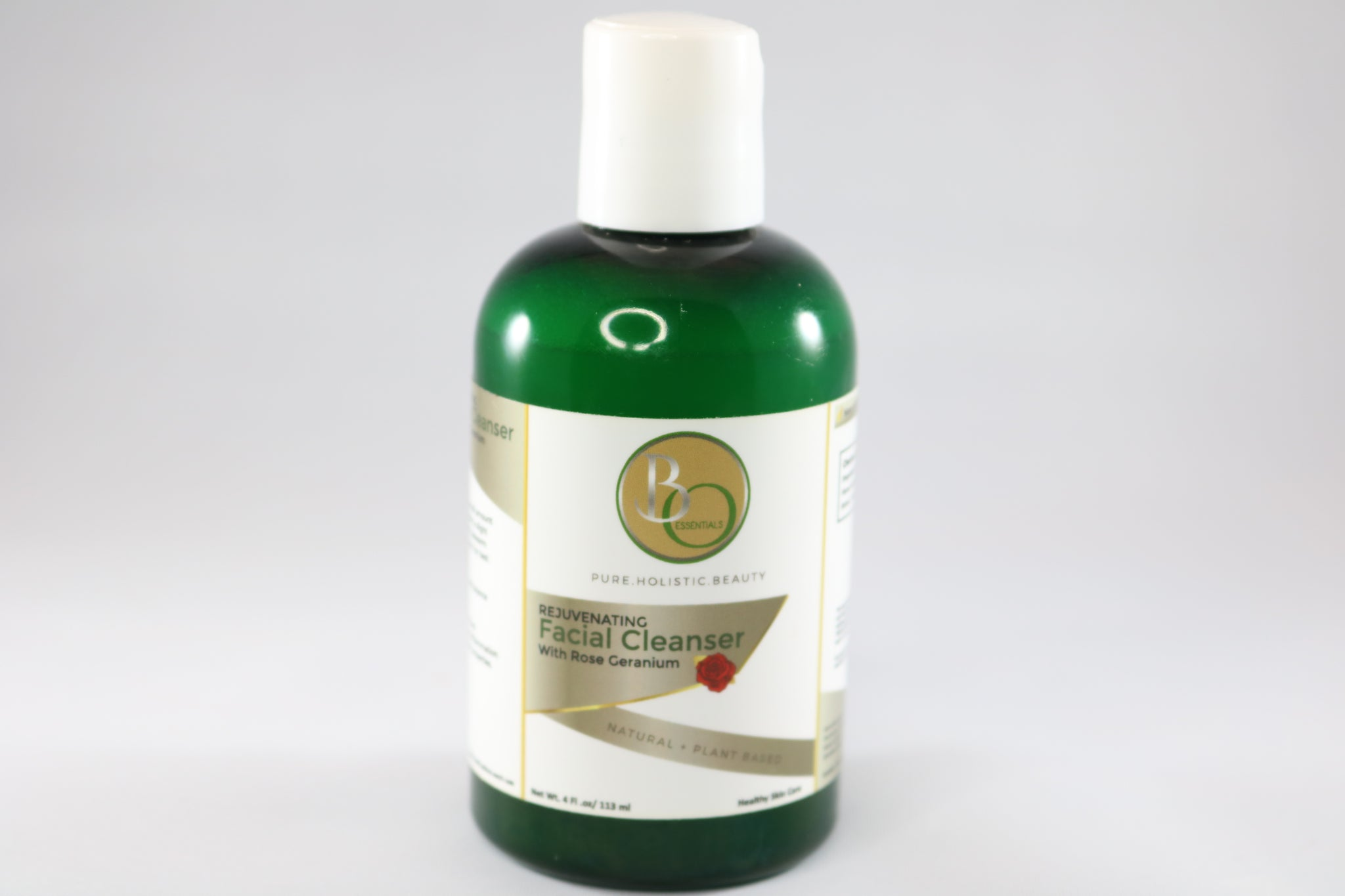 Rejuvenating Facial Cleanser Rose Geranium