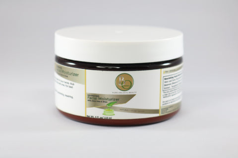 Nourishing Aloe & Shea Facial & Body Moisturizer