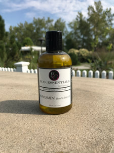 Men Beard & Body Oil