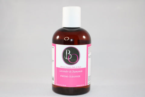 Lavender & Chamomile Sensitive Skin Care Cleanser