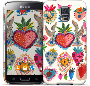 Love Hearts Samsung Case