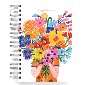 Bouquet Bundle PERSONALIZED Jumbo Journal