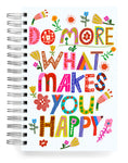 Do more of what makes you happy 80 sheet lite