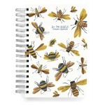 Bees Buzzing PERSONALIZED Jumbo Journal