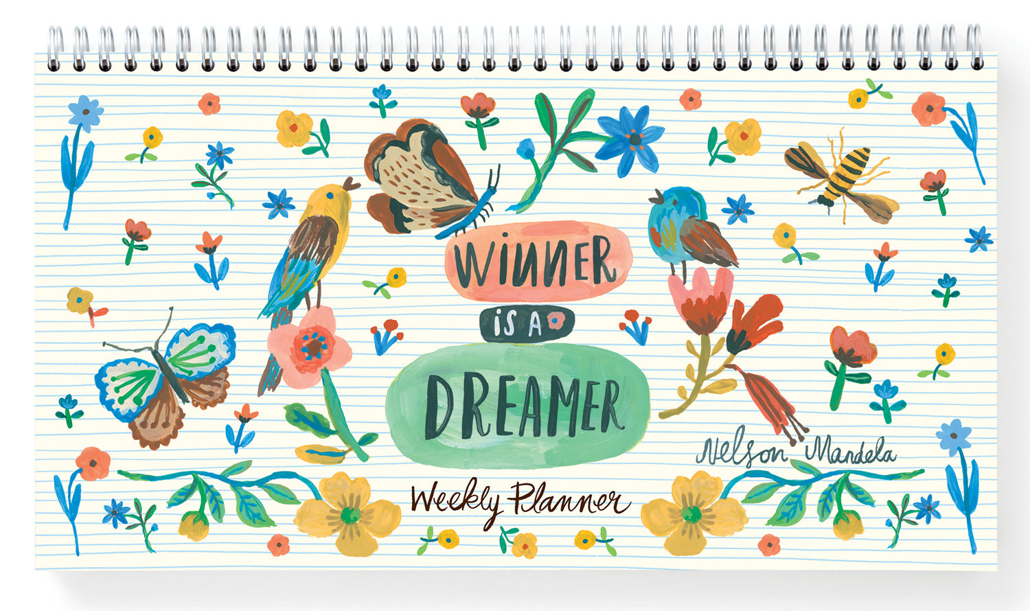 A Winner is a Dreamer Jumbo Journal