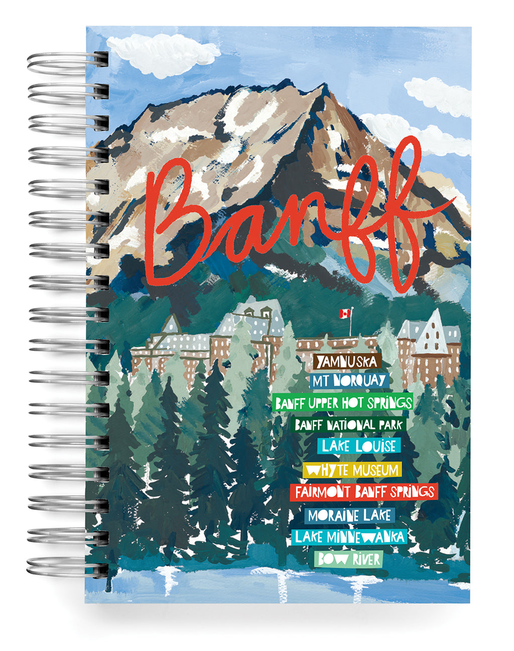 Banff Jumbo Journal