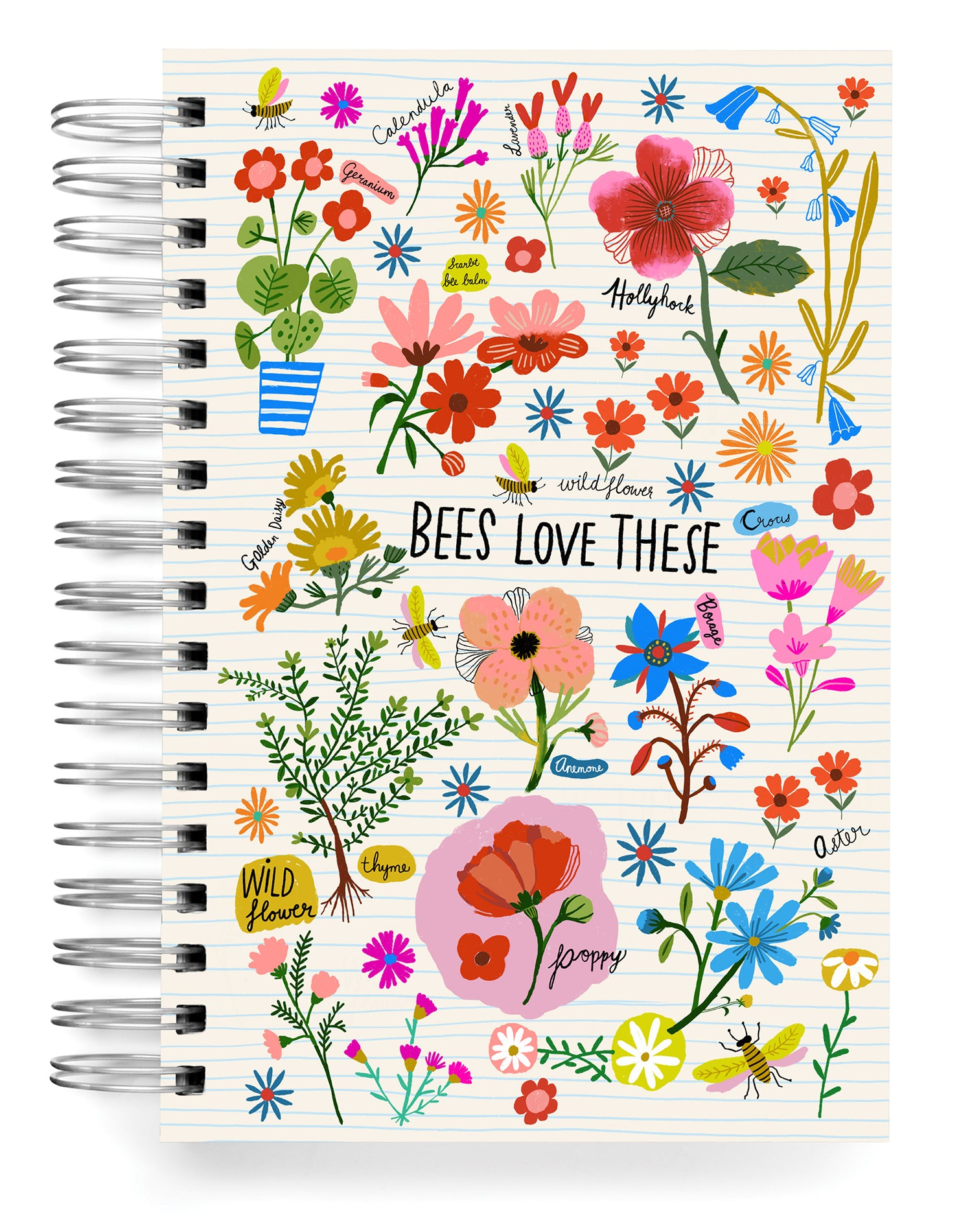 Bees love these Jumbo Journal