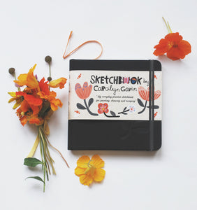 Carolyn Gavin Sketchbook square