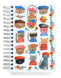 Cats Meow Jumbo Journal