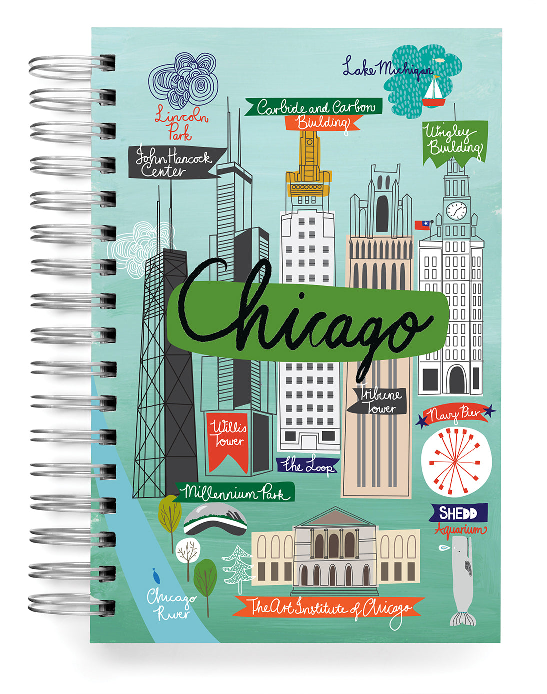 Chicago Jumbo Journal
