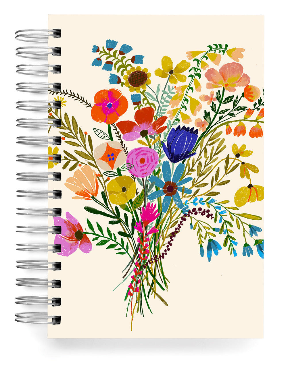 Cream bouquet Jumbo Journal