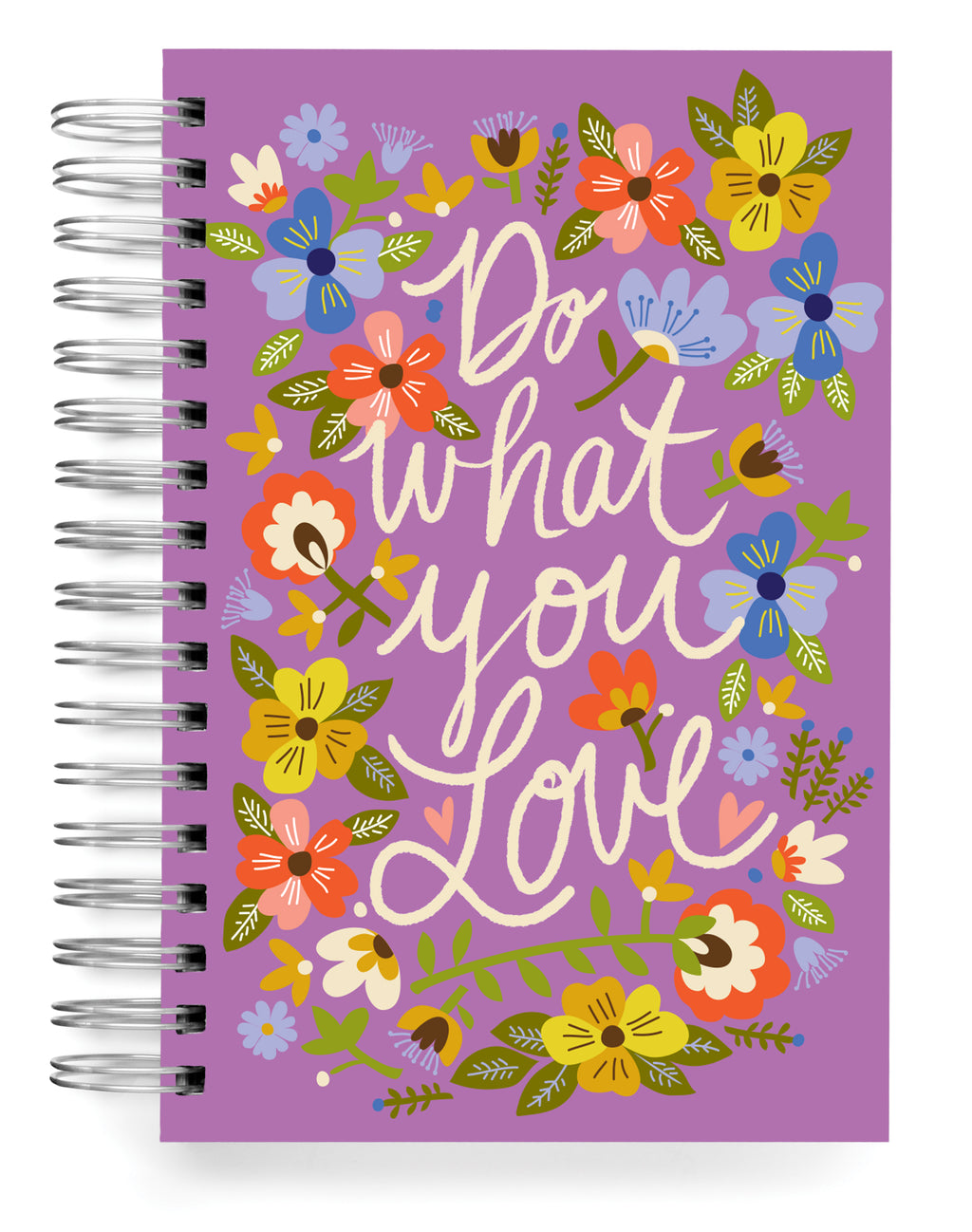Do what you love Jumbo Journal