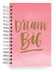 Dream big Jumbo Journal