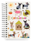 Chihuahuas Jumbo Journal
