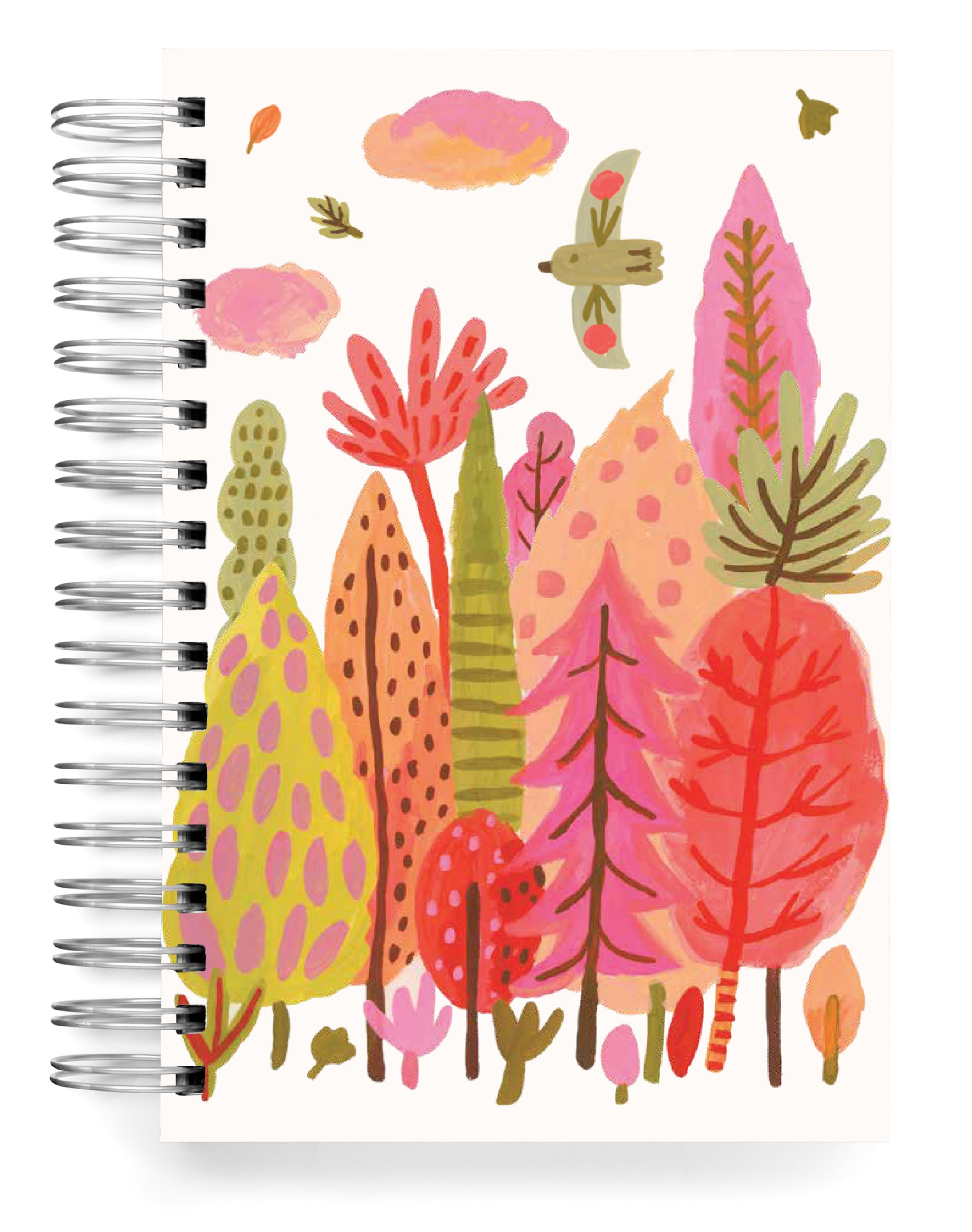 Fall Forest Jumbo Journal