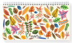 Leafy leaves Weekly Planner