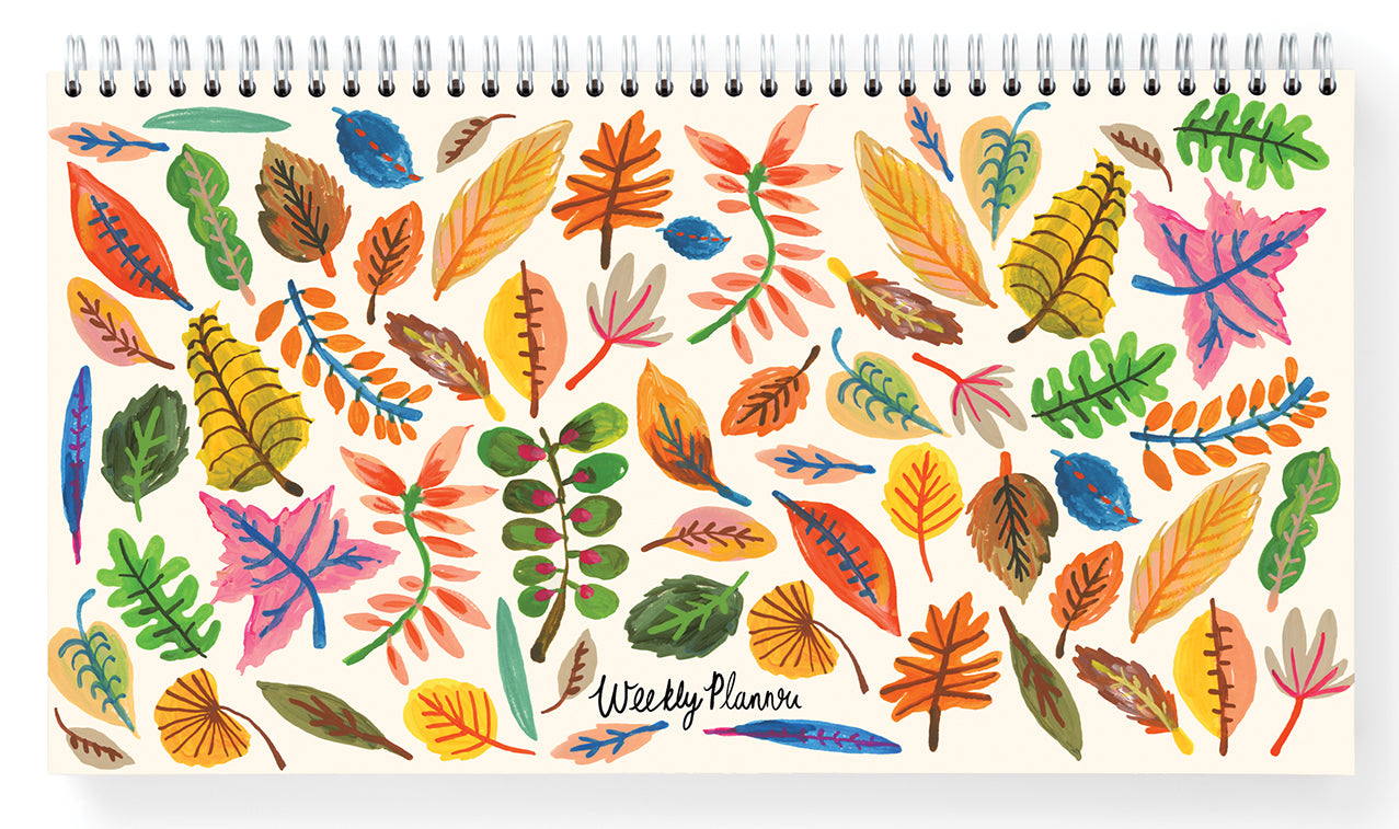 Leafy leaves Jumbo Journal