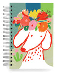 Red dog Jumbo Journal