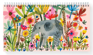 Elephant Love Weekly Planner